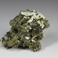 Andradite On Axinite