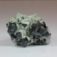 Sphalerite With Calcite