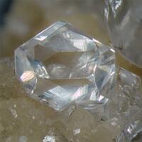 Calcite & Stellerite
