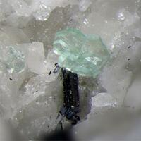 Oellacherite & Liveingite
