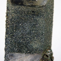 Baryte Fluorite & Pyrite