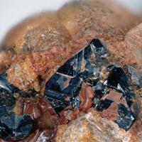 Cassiterite Fluorite Muscovite