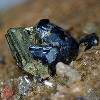 Chalcopyrite Sphalerite & Siderite