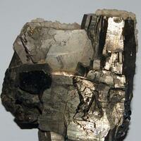 Pyrrhotite Galena & Calcite