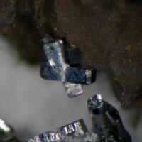 Seligmannite Galena Chalcopyrite Quartz & Realgar