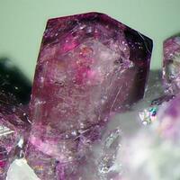 Tsilaisite & Quartz