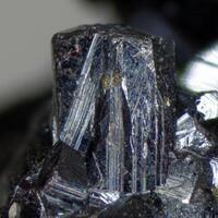 Pyrargyrite Quartz