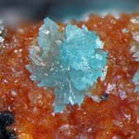 Voltaite Chalcanthite Szomolnokite Römerite Rhomboclase