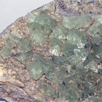 Fluorite & Stellerite