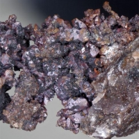 Roxbyite & Native Copper