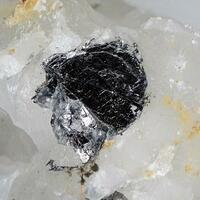 Graphite & Calcite