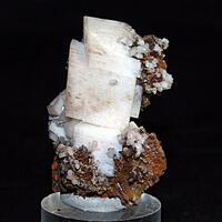 Calcite With Hemimorphite