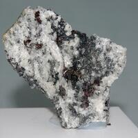 Kermesite With Stibnite