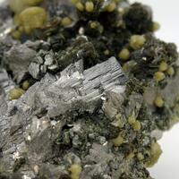 Arsenopyrite Siderite Quartz & Muscovite