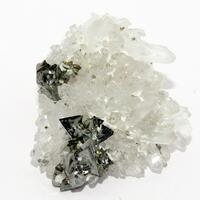 Tetrahedrite On Quartz