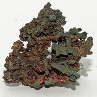 Acanthite Pyrargyrite & Polybasite