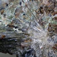 Hambergite Zircon & Phlogopite