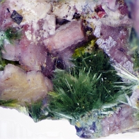 Pumpellyite Epidote & Oligoclase