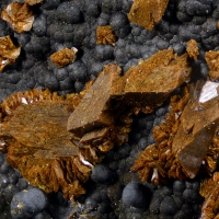 Plumbojarosite & Corkite