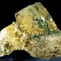 Diopside With Clinozoisite