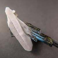 Epidote With Quartz