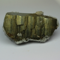 Pyrite & Calcite