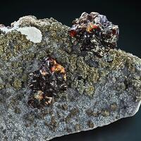 Sphalerite & Marcasite