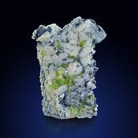 Titanite With Pericline & Calcite