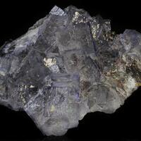Fluorite & Sphalerite