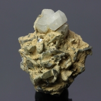 Anglesite On Cerussite