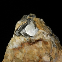 Arsenopyrite In Siderite