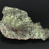 Diopside On Hessonite