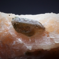 Fluorapatite In Calcite