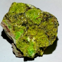 Uranophane & Cuprosklodowskite