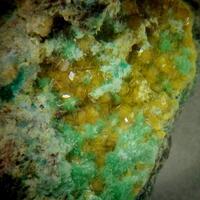 Soddyite & Cuprosklodowskite