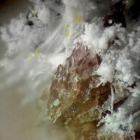 Römerite & Halotrichite