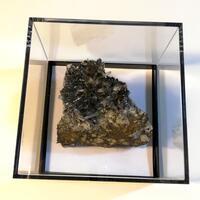 Argentotetrahedrite & Jamesonite