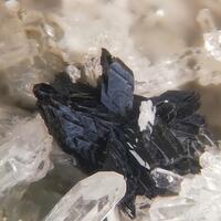 Babingtonite & Gyrolite