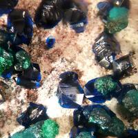Cornetite & Malachite