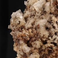 Baryte With Siderite