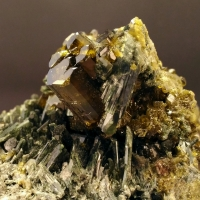 Epidote & Diopside