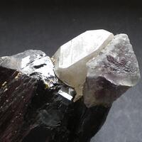 Ferberite & Fluorite