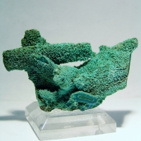Chrysocolla After Azurite After Malachite