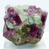 Londonite & Elbaite