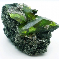 Titanite & Chlorite
