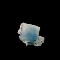 Fluorite Quartz & Chalcopyrite