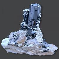 Schorl Quartz & Fluorite