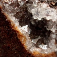 Arsenolite On Arsenic