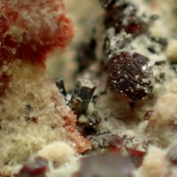 Argentopyrite With Proustite