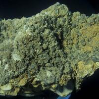 Aragonite & Teruelite